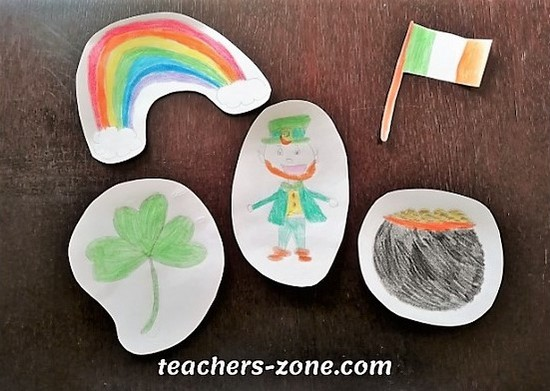 St. Patrick's Day - activities for primary school