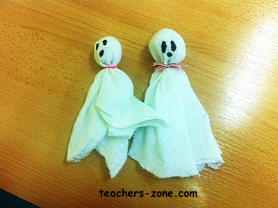 Halloween crafts for primary students